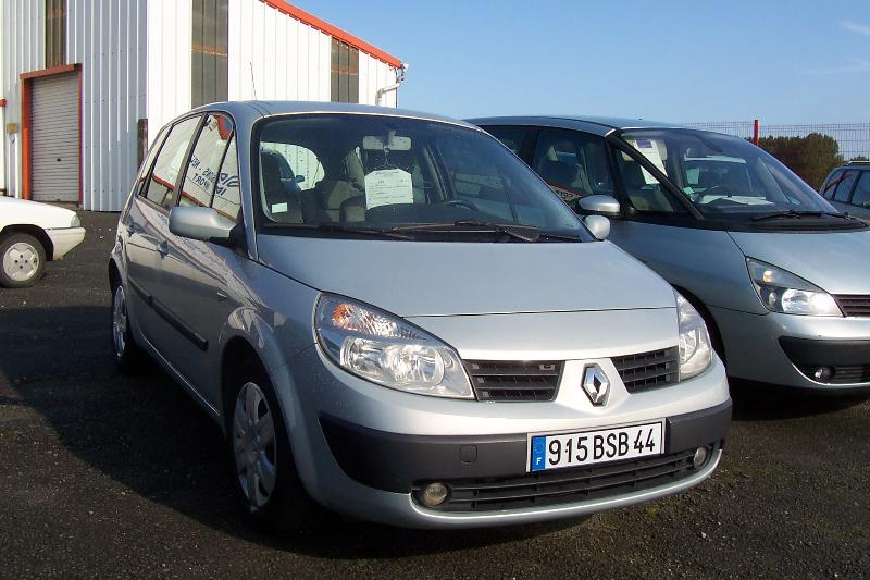 Renault - Scenic Pack authentique