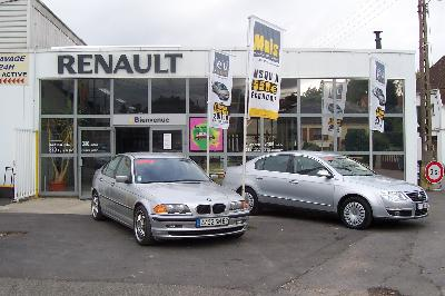 Renault saint omer voiture occasion kathy dreyer blog - Voiture occasion garage ile de france ...