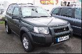 REF00636 : Land Rover - Land Rover td4s